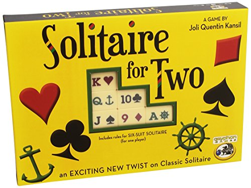 Gryphon Games 1322 - Solitaire for Two