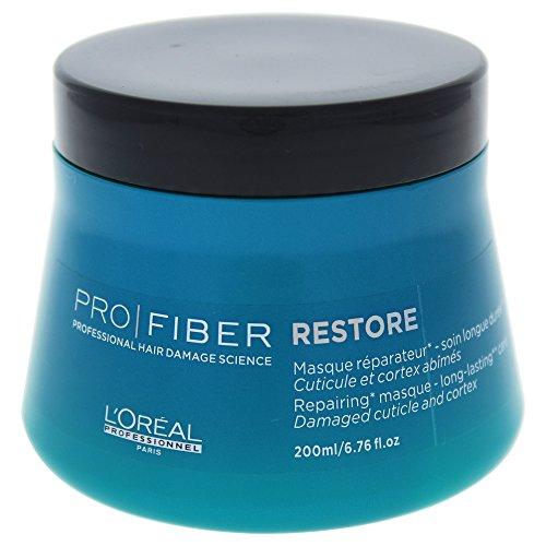 L'oréal expert cura capillare, pro fiber restore mask, 200 ml