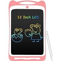 AGPTEK Tablette d'Ecriture LCD 12 Pouces, Ardoise Magique Légère et Portable Idéal pour Ecriture, Dessin et Note…