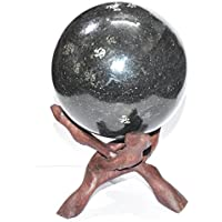 Beautiful Black Tourmaline Exclusive Sphere With Mica 21 Kg. For Removing Negative Energy and Enhancing Positively... preisvergleich bei billige-tabletten.eu