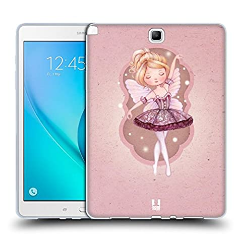Head Case Designs Sugar Plum Fairy The Nutcracker Soft Gel Case for Samsung Galaxy Tab A 9.7