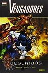 Los Vengadores. Desunidos par David Finch Brian Michael Bendis