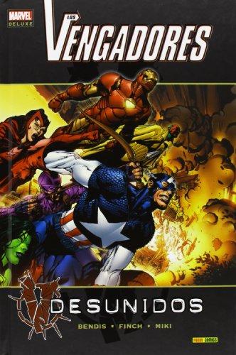 Marvel Deluxe, Los Vengadores desunidos