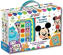 Idea Regalo - Disney baby. Il mio primo lettore