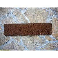 5x xaxim placa algodón Helecho placa aprox. 12,5x 50x 1,5cm suave terrarios posterior