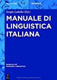 Image de Manuale Di Linguistica Italiana