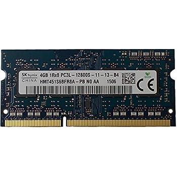 Hynix HMT351S6EFR8A-PB módulo de - Memoria (4 GB, DDR3, 1600 MHz)