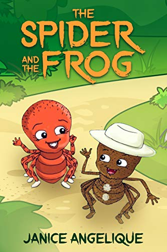 The spider and the frog (English Edition)