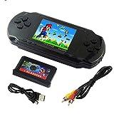 Imoxx -Console de jeu portable LCD 2,7 ' 16bit PXP3 slim Retro Video Game Player Jouets pour enfants + de 10000 jeux inclus