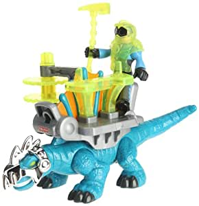 Fisher Price - X5258 - Figurine - Imaginext - Inclus un DVD