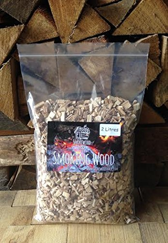 Smokewood Shack Maple BBQ Smoking Wood Chips - Bigger Bag, Better Value - DELIVERY INCLUDED