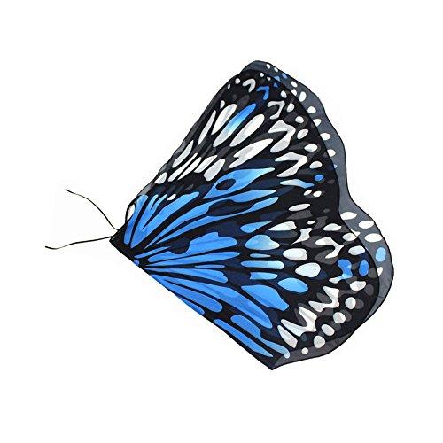 Schmetterling Kostüm, HLHN Erwachsene und Kinder Schmetterling