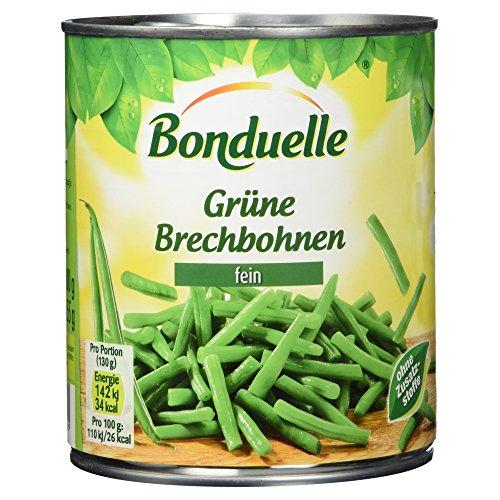Bonduelle Grüne Brechbohnen fein, 800 g