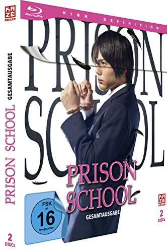 Prison School - Live Action - Gesamtausgabe Box Limited Edition [Blu-ray]