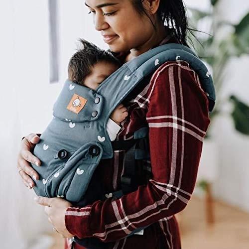 Baby Tula Explore - PLAYDATE - Marsupio regolabile per neonati e bambini, ergonomico, varie posizioni per 3,2-20,4 kg