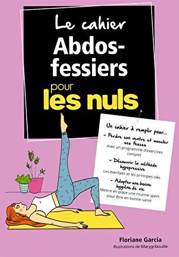 Le cahier Abdos-fessiers pour les Nuls