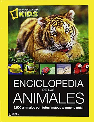Enciclopedia de los animales (NG KIDS)