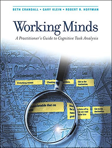 Working Minds: A Practitioner's Guide to Cognitive Task Analysis (A Bradford Book) (English Edition)