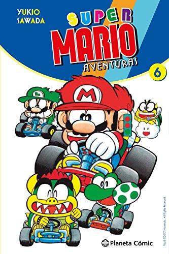 Super Mario nº 06 (Manga Kodomo)