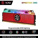 XPG Spectrix D80 memoria 8 GB DDR4 3200 MHz