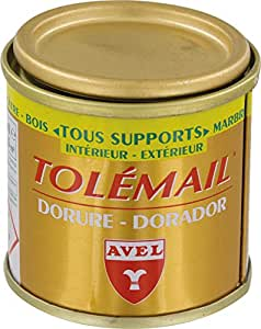 Avel 530220 Dorure Tolémail 50 ml Or Riche