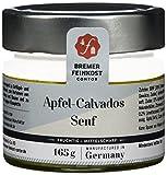 Bremer Feinkost Contor Apfel-Calvados Senf, 2er Pack (2 x 165 ml)