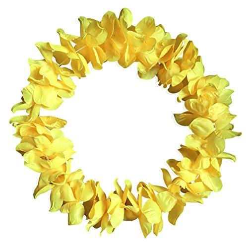 Sukisuki Hawaii Tropischer Stil Blumen Stirnband Hochzeit Haarkranz -