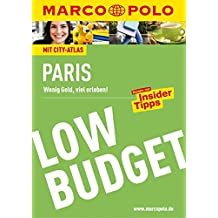 MARCO POLO Reiseführer Low Budget Paris (MARCO POLO LowBudget)