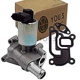 YOU.S Original 55351260 AGR Ventil Abgasrückführungsventil (1 Stück)