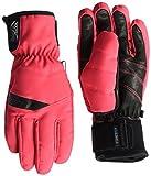 Ziener Damen Komi As(R) AW Lady Glove Skihandschuh, Pink Orchid, 7