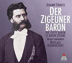 J Strauss: Der Zigeunerbaron (Gesamtaufnahme,Live Wien 1994)