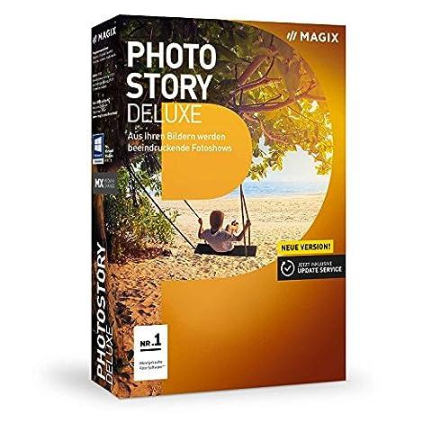 Magix Photostory Deluxe Version 2017 Diashows und Fotocollagen