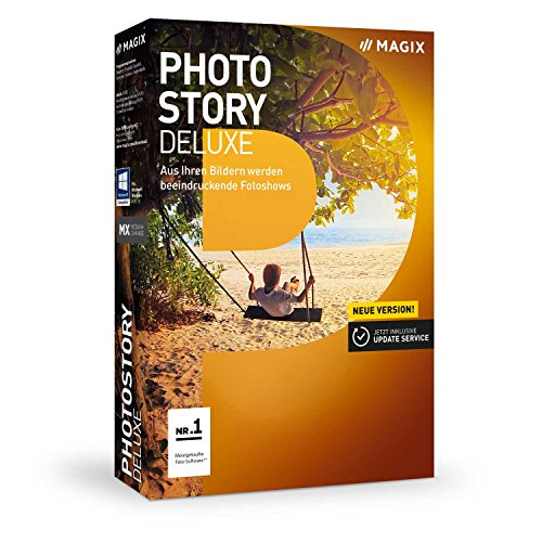 Magix Photostory Deluxe Version 2017 Diashows und Fotocollagen erstellen