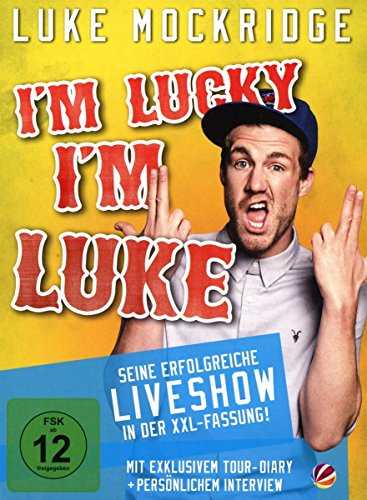 Luke Mockridge – I'm Lucky, I'm Luke