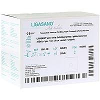 LIGASANO weiß Schlitzkompr.1x5x5 cm unsteril 20 St Kompressen preisvergleich bei billige-tabletten.eu