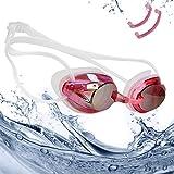 8096c8b83b rabofly Gafas de Natación, Protección UV Antiniebla Gafas de nado  Impermeable y Vista Clara Gafas