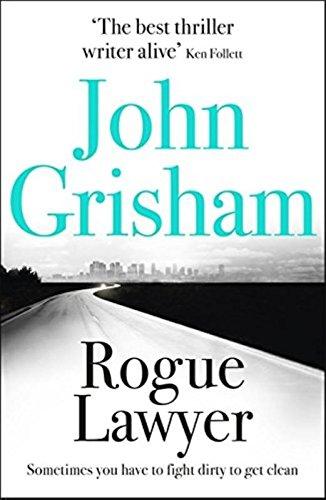 Buchseite und Rezensionen zu 'Rogue Lawyer' von John Grisham