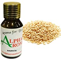 100% Natural and Pure Sesame Oil Therapeutic Grade Essential Oil -100ml