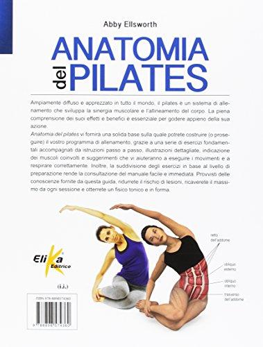 Zoom IMG-1 anatomia del pilates ediz illustrata