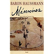 Les Mémoires d'Haussmann