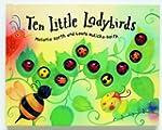 Ten Little Ladybirds