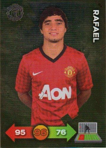 Manchester United Adrenalyn XL (2013-083 Rafael-Signature (Rafael Van)