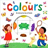 Colours: An Interactive Box of Books (Little Learners) (Album) [Pre-order 01-12-2019]