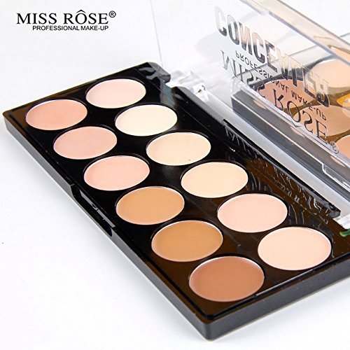 Primer Face Eye Cream Concealer Palette Make Up Bronzer Contour 3D Face Brand Makeup Naked Skin Corretivo Cover dark circles