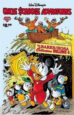 [(Uncle Scrooge Adventures: Mysterious Stone Ray/cash Flow)] [By (author) Don Rosa ] published on (June, 2009)