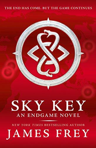 Sky Chart (Sky Key (Endgame, Book 2) (English Edition))