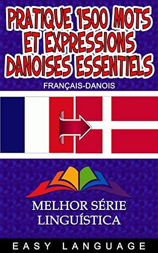 Couverture du livre Pratique 1500 Mots et Expressions Danoises Essentiels
