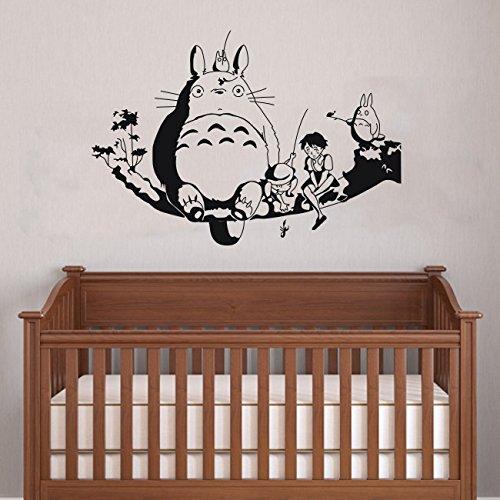 chubby-totoro-sul-ramo-di-un-albero-art-decorazione-da-parete-per-cameretta-dei-bambini-90-x-60-cm-m
