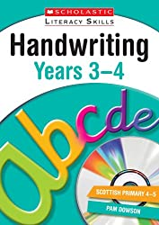 Handwriting Years 3-4 (New Scholastic Literacy Skills)