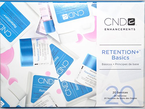 Retention Kit (CND Retention+Ã'® Starter Kit by CND Cosmetics)